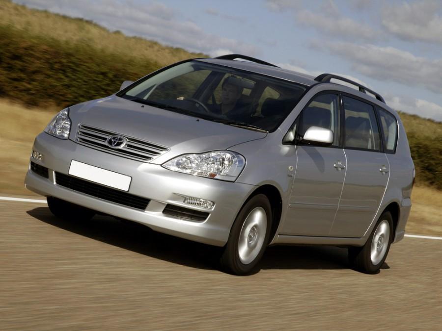 Toyota Ipsum минивэн, 2003–2009, 2 поколение [рестайлинг] - отзывы, фото и характеристики на Car.ru