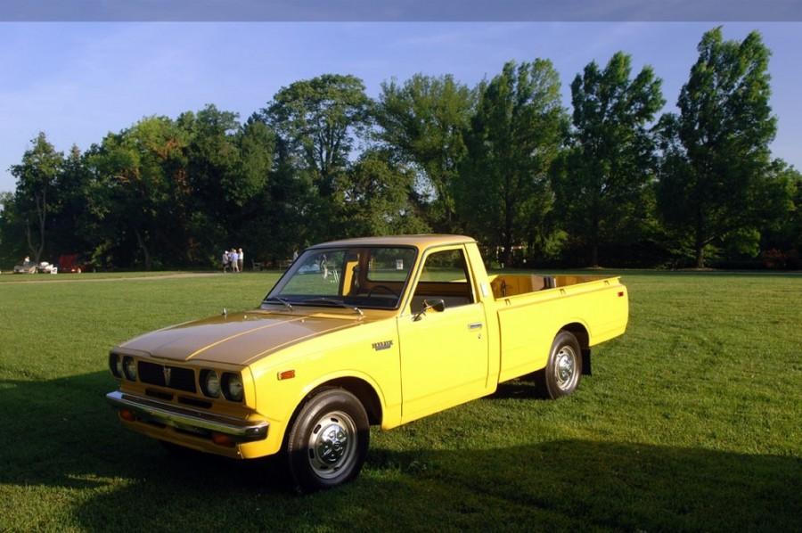 Toyota Hilux пикап, 1972–1978, 2 поколение - отзывы, фото и характеристики на Car.ru