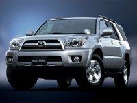 Toyota Hilux Surf, 4 поколение [рестайлинг], Внедорожник, 2005–2009