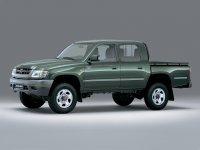 Toyota Hilux, 6 поколение [рестайлинг], Пикап 4-дв., 2001–2004