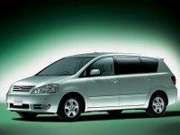 Toyota Ipsum, 2 поколение, Минивэн, 2001–2003