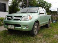 Toyota Hilux, 7 поколение, Extended cab пикап 2-дв., 2005–2008