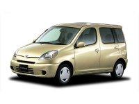 Toyota Fun Cargo, 1 поколение, Минивэн, 1999–2016