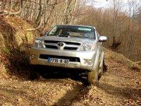 Toyota Hilux, 7 поколение, Пикап 4-дв., 2005–2008