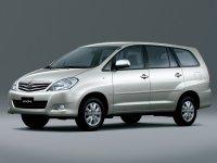 Toyota Innova, 1 поколение [рестайлинг], Минивэн, 2008–2011