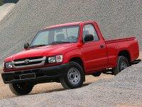 Toyota Hilux, 6 поколение [рестайлинг], Пикап 2-дв., 2001–2004