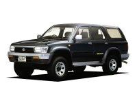 Toyota Hilux Surf, 2 поколение [рестайлинг], Внедорожник, 1993–1995