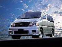 Toyota Hiace, H100, Grand микроавтобус 4-дв., 1989–2004