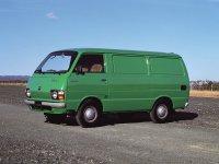 Toyota Hiace, H20/H30/H40, Фургон