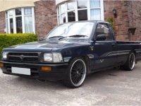 Toyota Hilux, 5 поколение [рестайлинг], Пикап 2-дв., 1991–1997