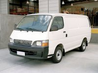 Toyota Hiace, H100, Фургон, 1989–2004