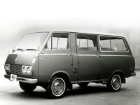 Toyota Hiace, H10, Микроавтобус 4-дв.