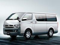 Toyota Hiace, H200, Микроавтобус, 2004–2016