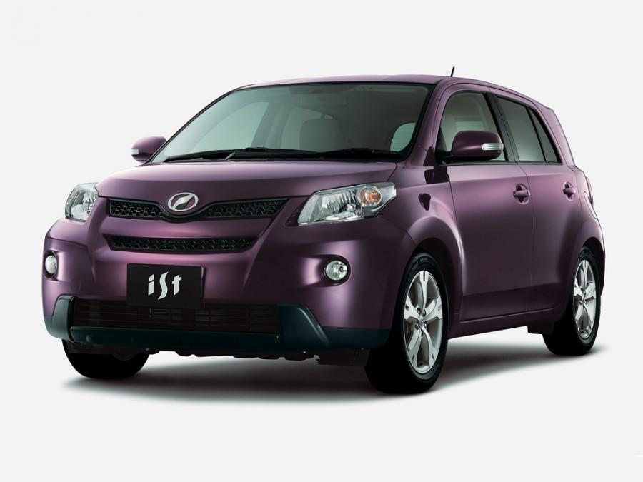Toyota ist хетчбэк, 2007–2016, 2 поколение - отзывы, фото и характеристики на Car.ru