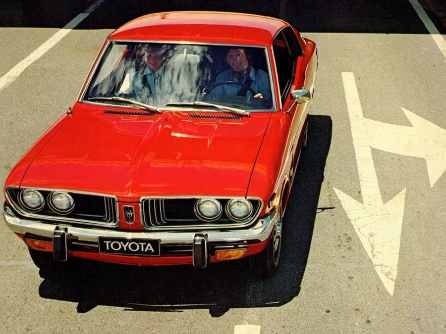 Toyota Mark II купе, 1972–1976, X10/X20 - отзывы, фото и характеристики на Car.ru