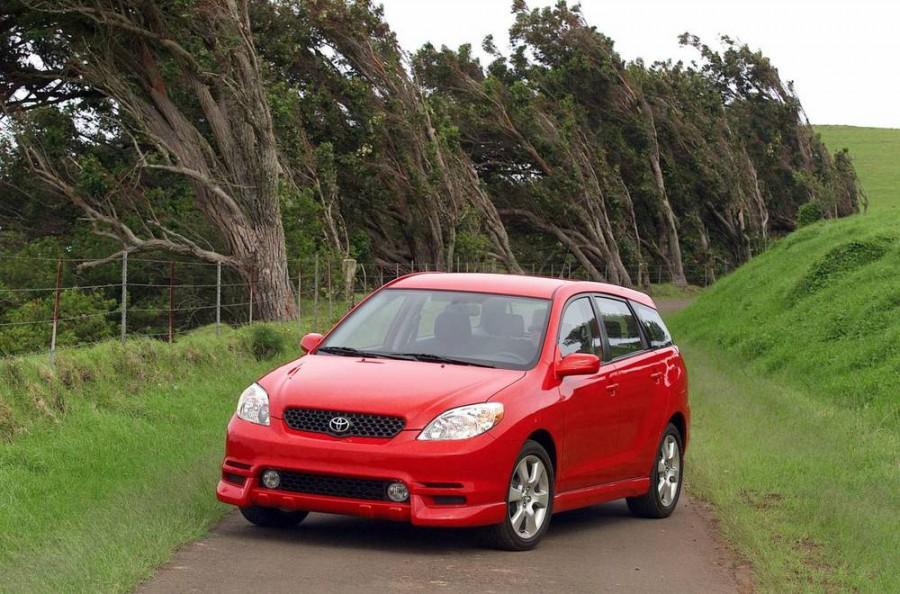 Toyota Matrix XRS хетчбэк 5-дв., 2003–2008, 1 поколение - отзывы, фото и характеристики на Car.ru