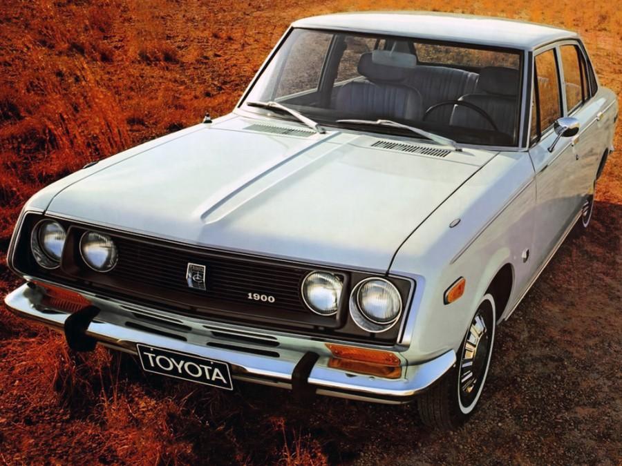 Toyota Mark II седан, 1968–1969, T60/T70 - отзывы, фото и характеристики на Car.ru