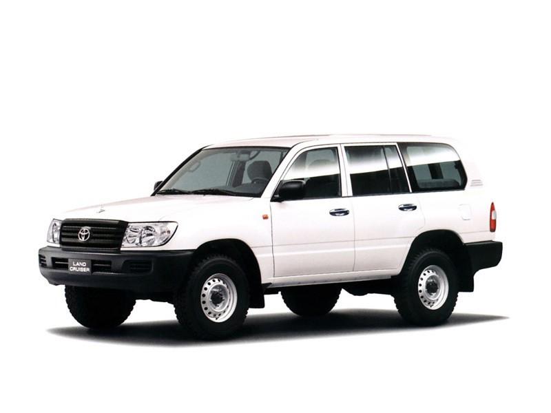 Toyota Land Cruiser внедорожник, 2005–2007, J100 [2-й рестайлинг] - отзывы, фото и характеристики на Car.ru