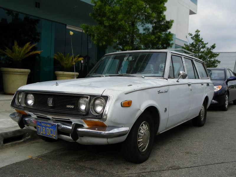 Toyota Mark II универсал, 1968–1969, T60/T70 - отзывы, фото и характеристики на Car.ru