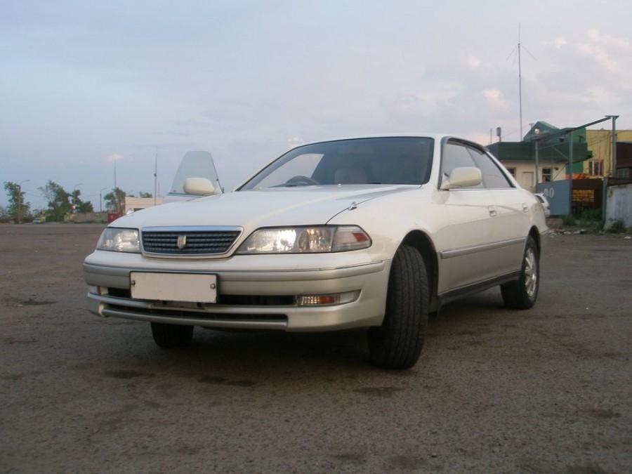 Toyota Mark II седан, 1998–2002, X100 [рестайлинг] - отзывы, фото и характеристики на Car.ru