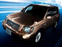 Toyota Kluger, XU20 [рестайлинг], Hybrid внедорожник 5-дв., 2003–2007