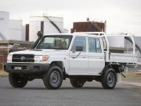 Toyota Land Cruiser, J70 [3-й рестайлинг], J79 шасси 4-дв., 2007–2016
