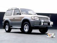 Toyota Land Cruiser Prado, J90, Внедорожник 3-дв., 1996–2000