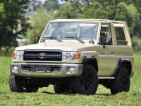 Toyota Land Cruiser, J70 [3-й рестайлинг], J71 кабриолет, 2007–2016