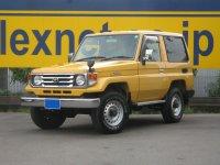 Toyota Land Cruiser, J70 [2-й рестайлинг], J71 внедорожник 3-дв., 1999–2007