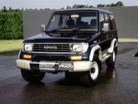 Toyota Land Cruiser Prado, J70, Внедорожник 5-дв., 1990–1996
