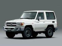 Toyota Land Cruiser, J70 [3-й рестайлинг], J71 внедорожник 3-дв., 2007–2016