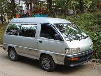 Toyota Lite Ace, 3 поколение [рестайлинг], Минивэн, 1986–1992