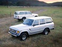 Toyota Land Cruiser, J60, Внедорожник, 1980–1987