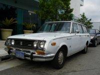 Toyota Mark II, T60/T70, Универсал, 1968–1969