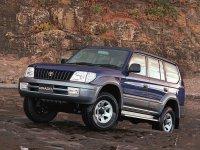 Toyota Land Cruiser Prado, J90 [рестайлинг], Внедорожник 5-дв., 2000–2002