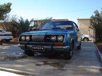 Toyota Mark II, T60/T70 [рестайлинг], Купе, 1970–1972