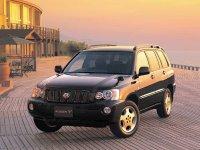 Toyota Kluger, XU20, Внедорожник, 2000–2003