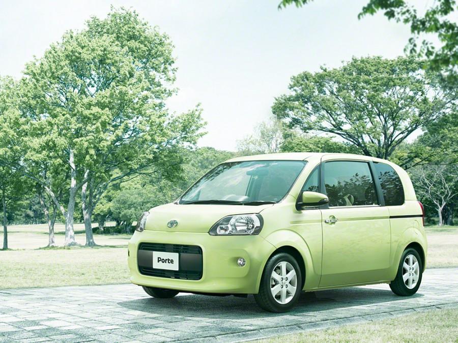 Toyota Porte минивэн, 2012–2016, 2 поколение - отзывы, фото и характеристики на Car.ru