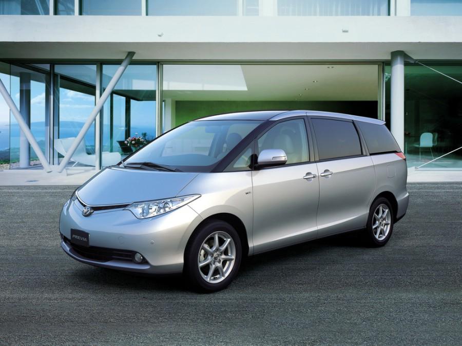 Toyota Previa минивэн, 2007–2016, XR50 - отзывы, фото и характеристики на Car.ru