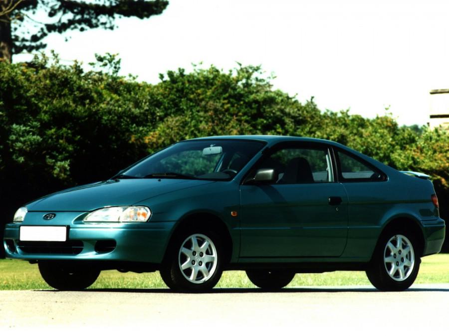 Toyota Paseo купе, 1996–1999, 2 поколение - отзывы, фото и характеристики на Car.ru