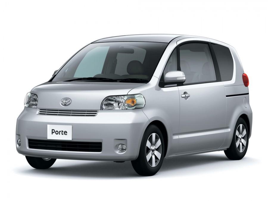Toyota Porte минивэн, 2005–2011, 1 поколение [рестайлинг] - отзывы, фото и характеристики на Car.ru