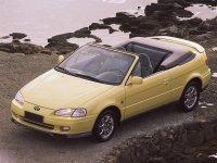 Toyota Paseo, 2 поколение, Кабриолет, 1996–1999