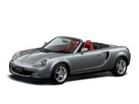 Toyota MR-S, ZZW30 [рестайлинг], Родстер, 2003–2007
