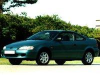 Toyota Paseo, 2 поколение, Купе, 1996–1999