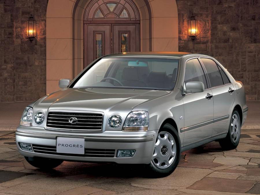 Toyota Progres седан, 1998–2004, 1 поколение - отзывы, фото и характеристики на Car.ru