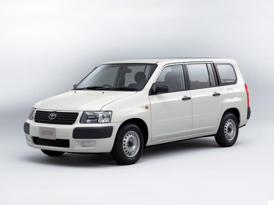 Toyota Succeed универсал, 2002–2016, 1 поколение - отзывы, фото и характеристики на Car.ru