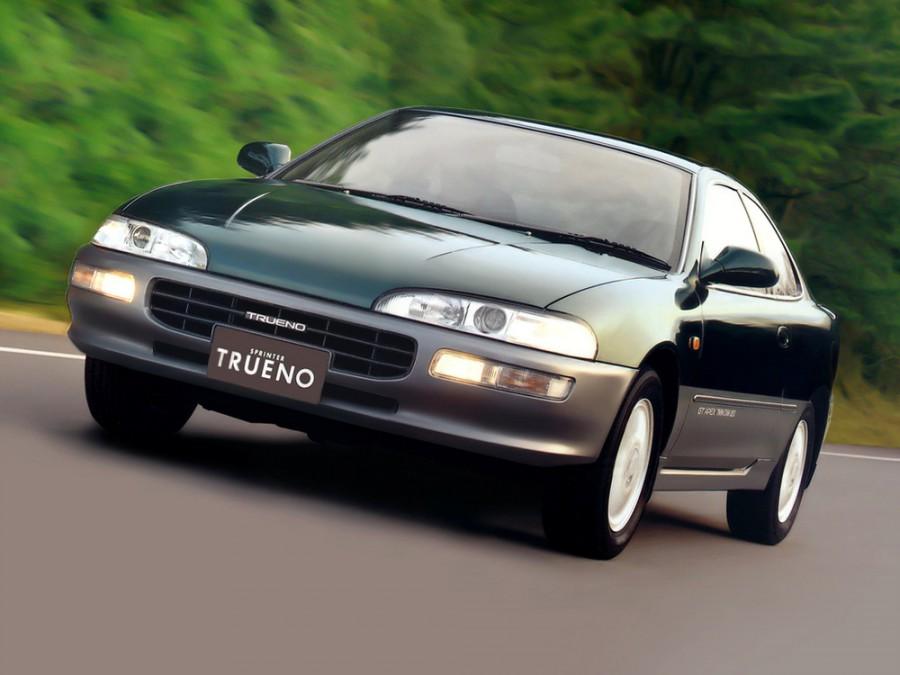 Toyota Sprinter Trueno купе, 1991–1995, AE100/AE101 - отзывы, фото и характеристики на Car.ru