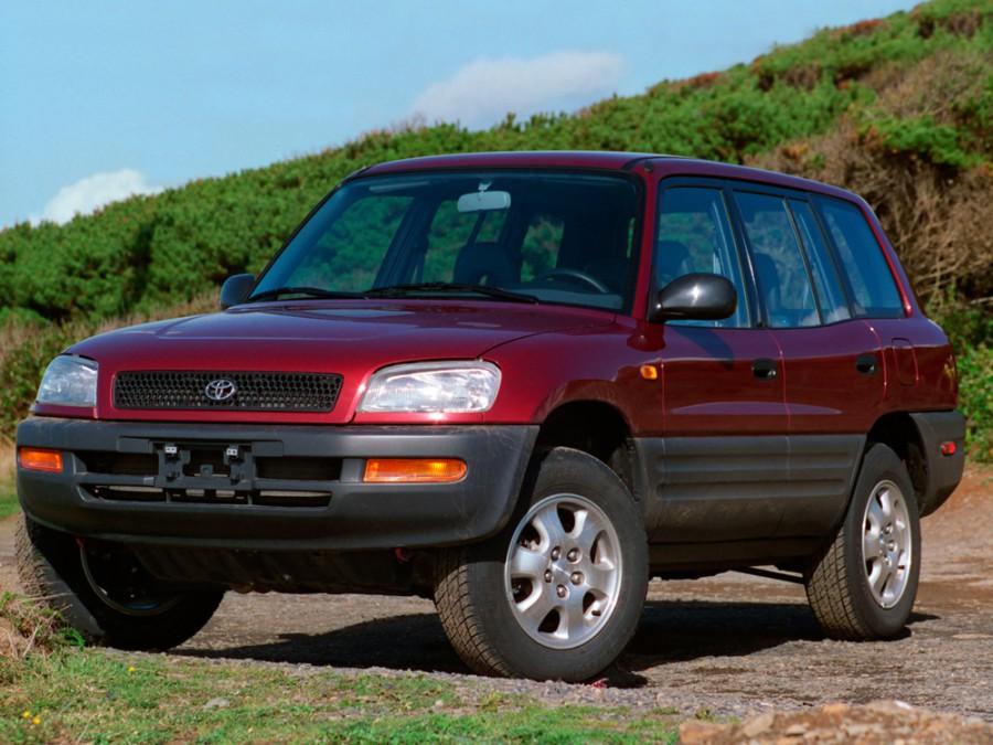 Toyota RAV4 кроссовер 5-дв., 1994–1998, 1 поколение - отзывы, фото и характеристики на Car.ru
