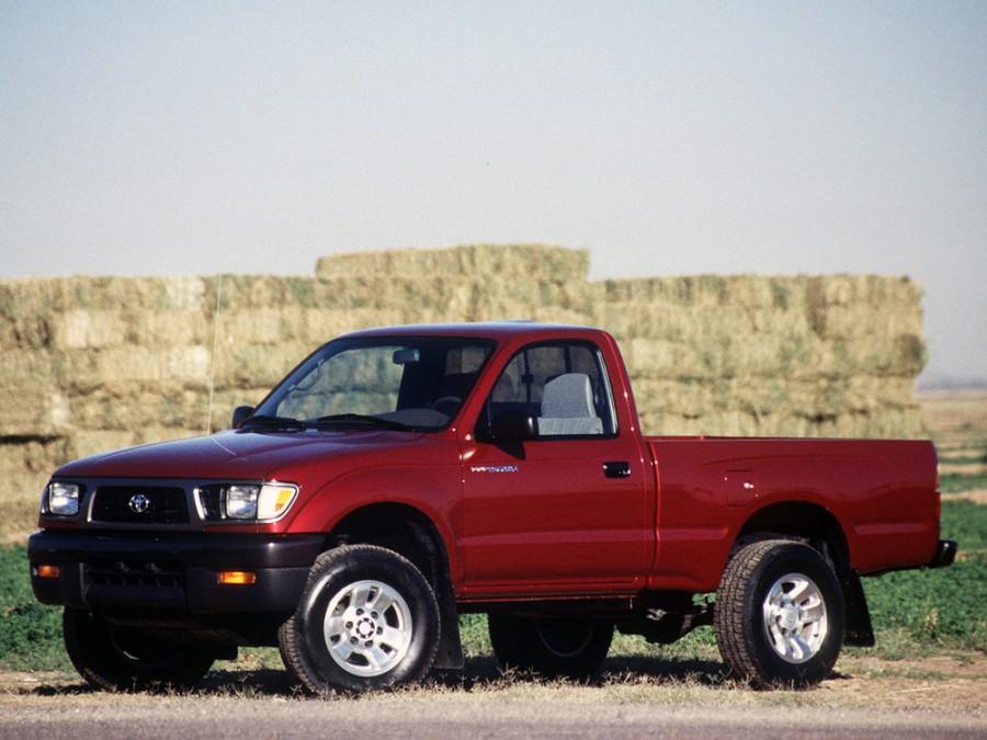 Toyota Tacoma Regular пикап 2-дв., 1995–1997, 1 поколение - отзывы, фото и характеристики на Car.ru