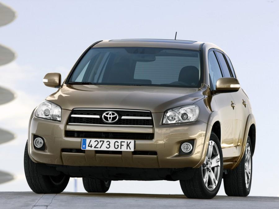Toyota RAV4 кроссовер, 2009–2010, 3 поколение [рестайлинг] - отзывы, фото и характеристики на Car.ru
